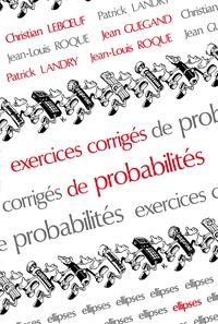Patrick Landry et Christian Leboeuf - .