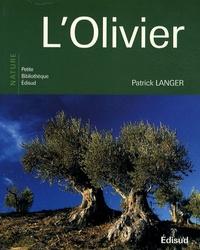Patrick Langer - L'Olivier.