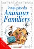 Patrick Larme - Le mini-guide des animaux familiers en BD.
