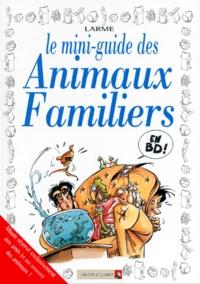 Corridashivernales.be Le mini-guide des animaux familiers en BD Image