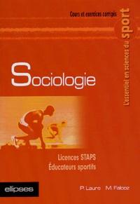 Patrick Laure et Marc Falcoz - Sociologie.