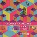 Patrick Le Fur - Enigmes épineuses - 1001 jeux.