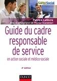 Patrick Lefèvre - Guide du cadre responsable de service en action sociale et médico-sociale.
