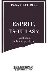 Patrick Legros - .