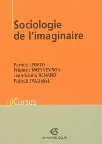 Patrick Legros - Sociologie de l'imaginaire.