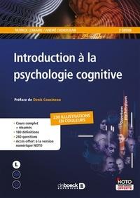 Patrick Lemaire et André Didierjean - Introduction à la psychologie cognitive.