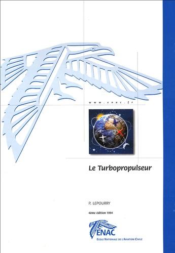 Patrick Lepourry - Le Turbopropulseur.