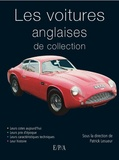 Patrick Lesueur - Les voitures anglaises de collection.