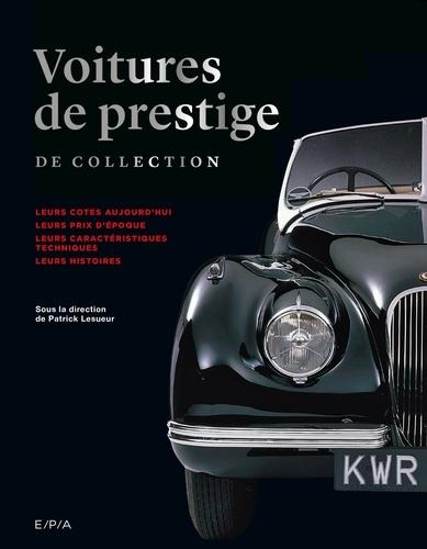 Patrick Lesueur - Voitures de prestige de collection.