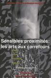 Patrick Louguet - Sensibles proximités : les arts aux carrefours - Cinéma, danse, installation, vidéo-art.