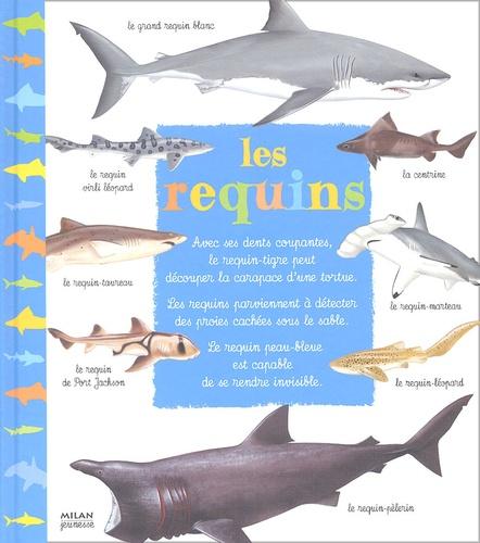Patrick Louisy et Pascal Robin - Les requins - Avec des figurines.