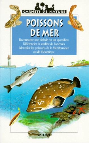 Patrick Louisy - Poissons de mer.