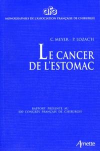 Coachingcorona.ch LE CANCER DE L'ESTOMAC. Rapport présenté au 100ème Congrès Français de Chirurgie, Paris, 5-7 octobre 1998 Image