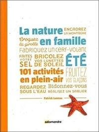 Patrick Luneau - Eté - La nature en famille.