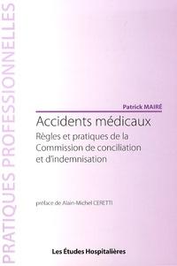 Deedr.fr Accidents médicaux - Règles et pratiques de la Commission de conciliation et d'indemnisation Image