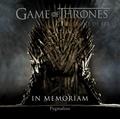 Patrick Marcel - Game of Thrones - In memoriam.