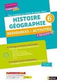 Patrick Marques - Histoire Géographie 6e - Ressources & activités à photocopier.