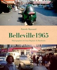 Patrick Marsaud - Belleville 1965.