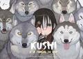 Patrick Marty et Golo Zhao - Kushi Tome 2 : La tanière du loup.