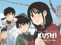 Patrick Marty et Golo Zhao - Kushi Tome 4 : La fille du vent.