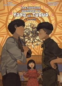 Patrick Marty et Golo Zhao - Les nouvelles aventures Yaya et Tuduo Tome 2 : Le rival.