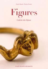 Patrick Mauriès et Evelyne Possémé - Figures.