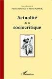 Patrick Maurus - Actualité de la sociocritique.