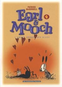 Patrick McDonnell - Earl & Mooch Tome 4 : L'amour donne des ailes.