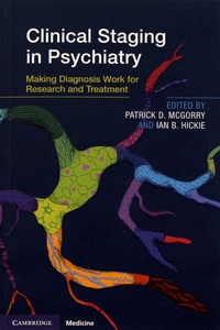 Histoiresdenlire.be Clinical Staging in Psychiatry - Making Diagnosis Work for Research and Treatment Image
