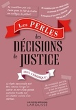 Patrick Méheust - Les perles des décisions de justice.