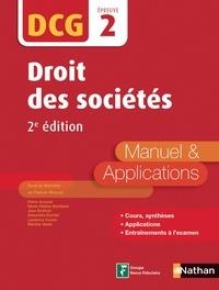 Patrick Mercati - Droit des sociétés DCG 2 - Manuel & applications.