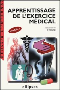 Patrick Mercié - Apprentissage de l'exercice médical - Module 1.