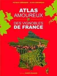 Patrick Mérienne - Atlas amoureux des vignobles de France.