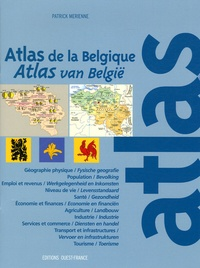 Atlas de la Belgique : Atlas van België - Edition bilingue français-flamand.pdf