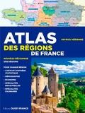 Patrick Mérienne - Atlas des régions de France.