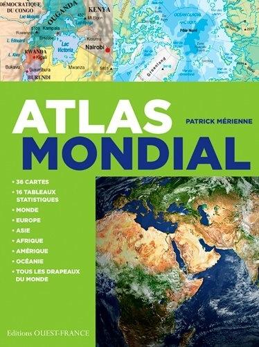 Patrick Mérienne - Atlas mondial.