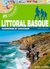 Patrick Mérienne - Littoral basque - 26 balades.