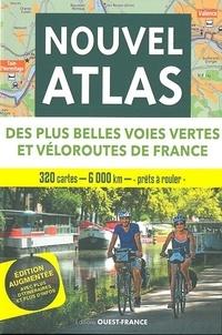 Patrick Mérienne - Nouvel atlas des plus belles voies vertes et véloroutes de France.