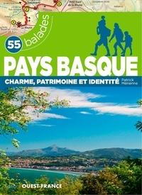 Patrick Mérienne - Pays Basque - 55 balades.