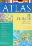 Patrick Mérienne - Petit atlas de l'Europe et de l'Union européenne.