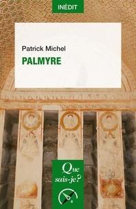Téléchargements de livres complets Palmyre  9782130814443 (French Edition)
