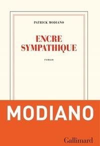Patrick Modiano - Encre sympathique.