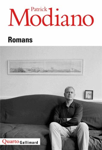 Patrick Modiano - Romans.
