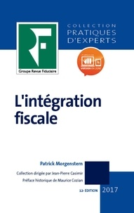 Patrick Morgenstern - L'intégration fiscale.