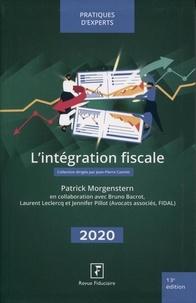 Patrick Morgenstern - L'intégration fiscale.