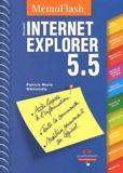 Patrick Morié - Internet Explorer 5.5.