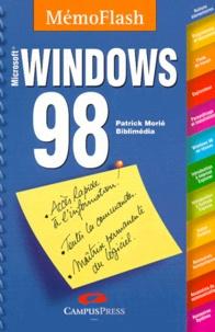 Patrick Morié - Windows 98 - Microsoft.