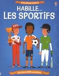Patrick Morize et Kate Davies - Habille... les sportifs.