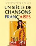 Patrick Moulou - Un siècle de chansons françaises - Volume 1969-1979.