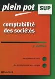 Patrick Mykita et Chérif-Jacques Allali - Comptabilité des sociétés Enseignement supérieur, BTS, DUT tertiaires.